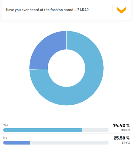 Real Research ZARA shopping Experience Survey Insights